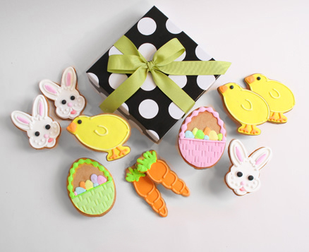 Bunny Treats Gift Box